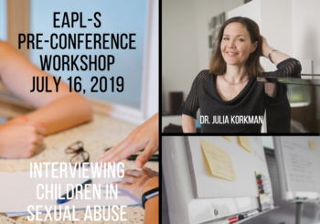 Pre-Conference Workshop EAPL19